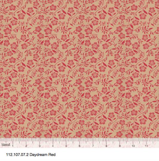 Joy and Wonder Daydream Red #112.107.07.2