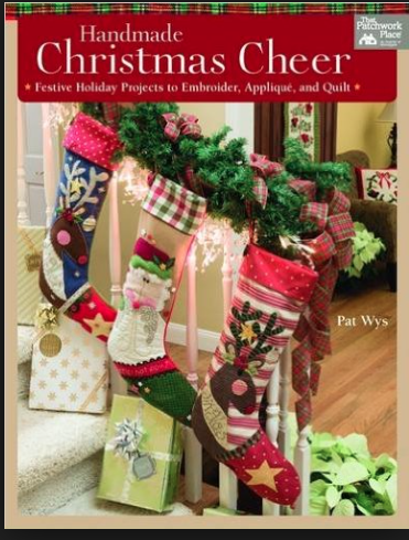 Handmade Christmas Cheer by Pat Wys
