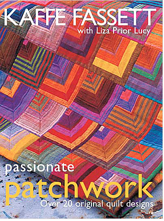 Kaffe Fassett with Lucy Prior Lucy Passionate Patchwork