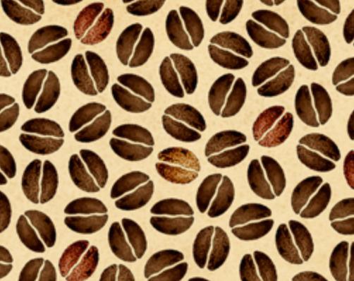 Daily Grind Coffee Beans Cream 21678-E