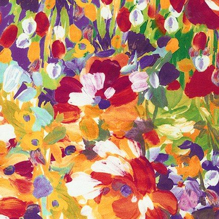 Painterly Petals Summer #20263-193