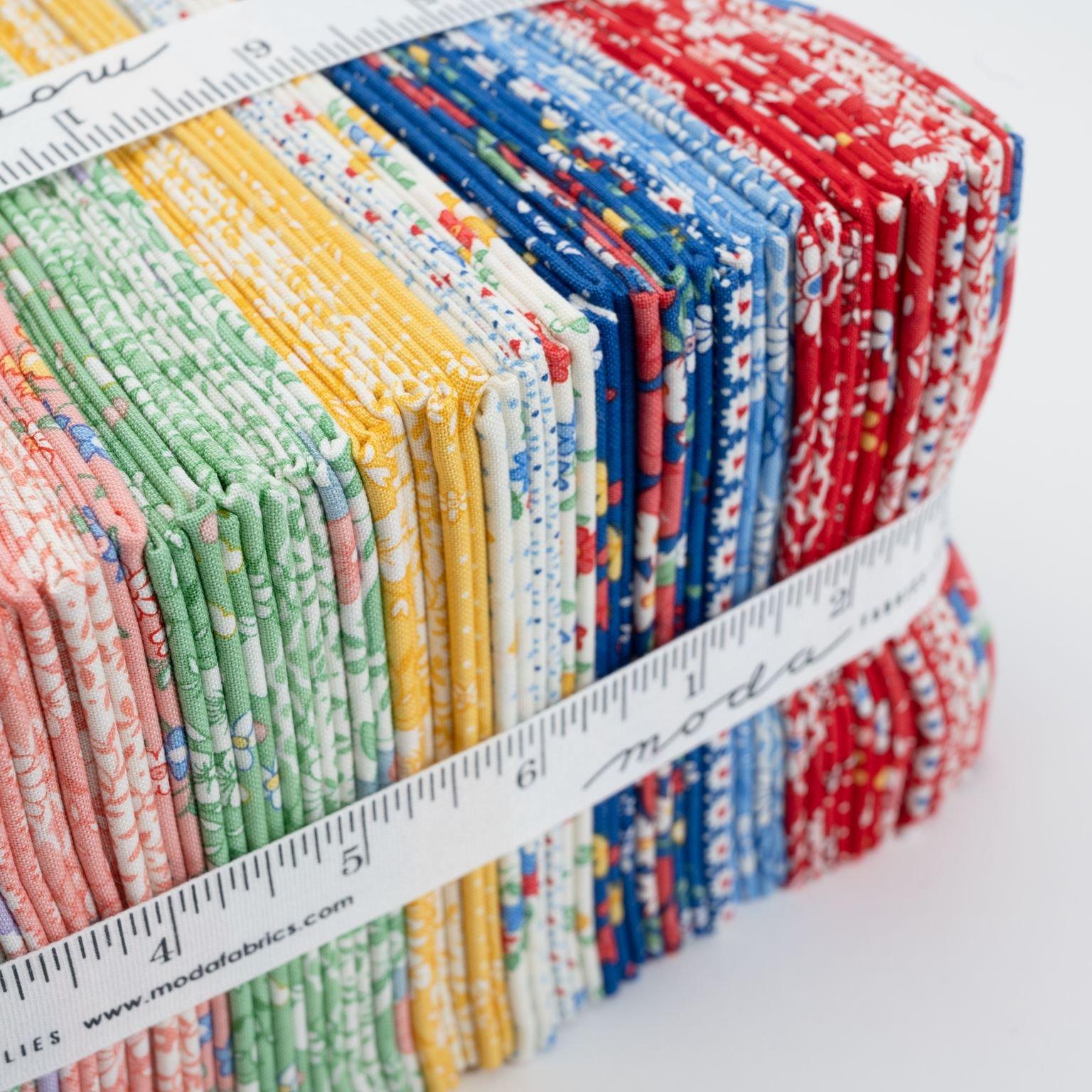 30's Playtime Fat Quarter Bundle