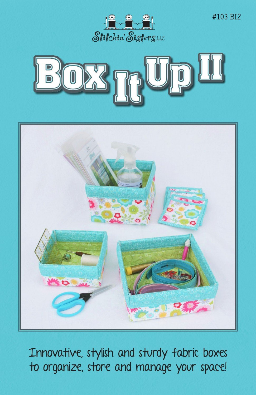 Box It Up II Pattern