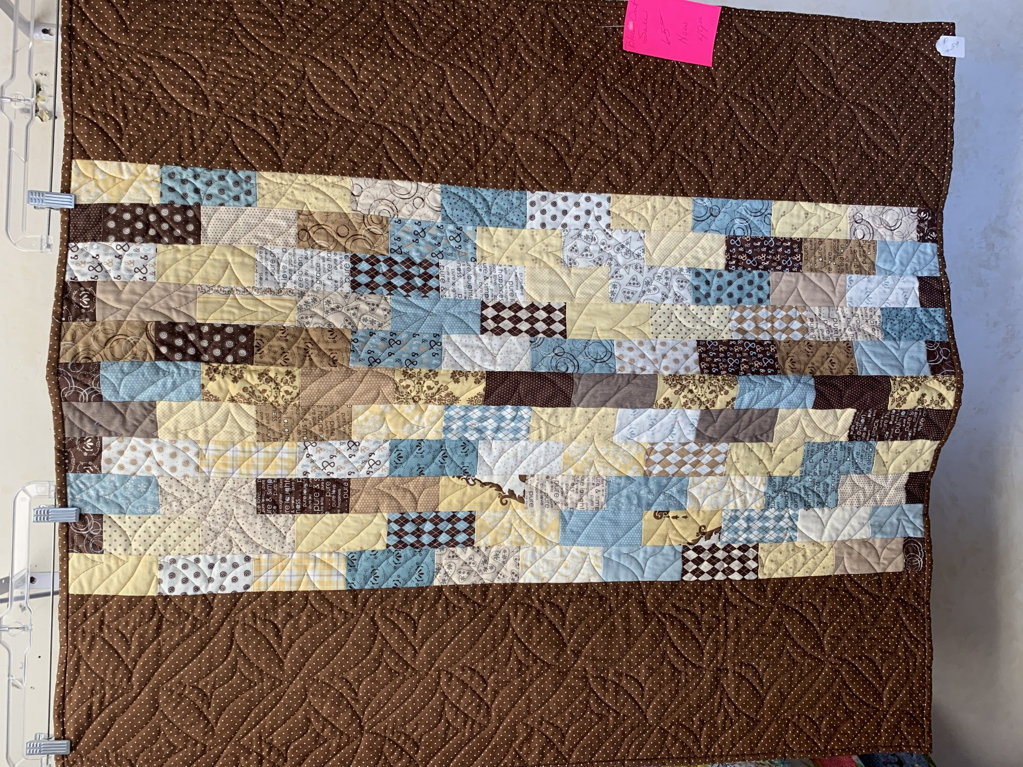 Pure Baby Quilt