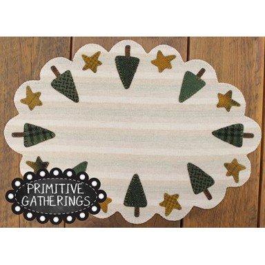 Holiday Tree Table Mat Kit