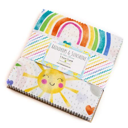 Rainbow & Sunshine Charm Packs