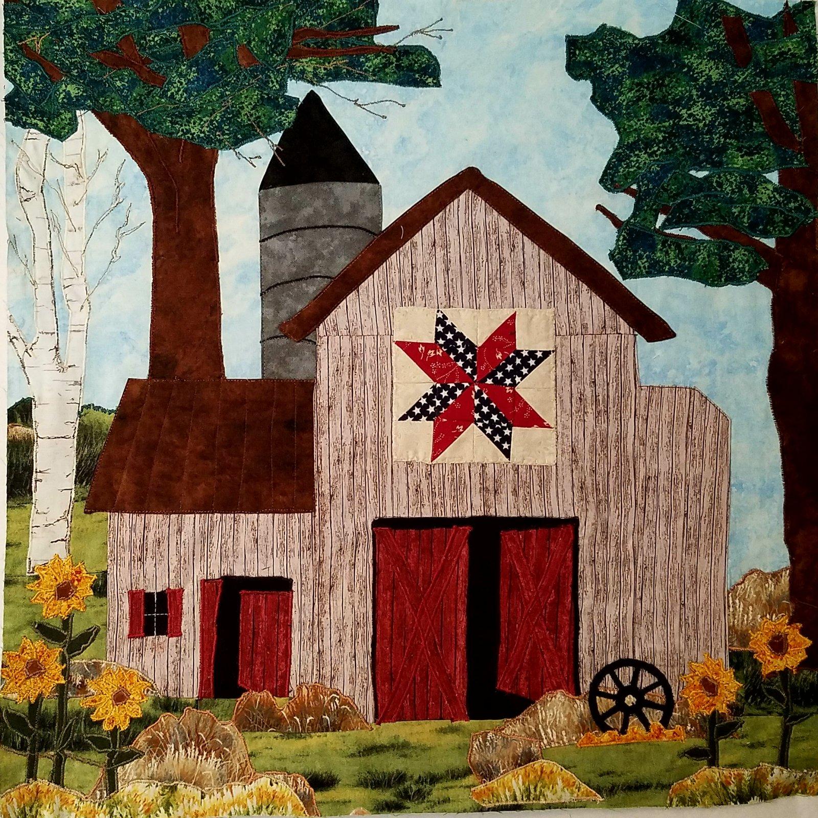 Glenda's Brown Barn