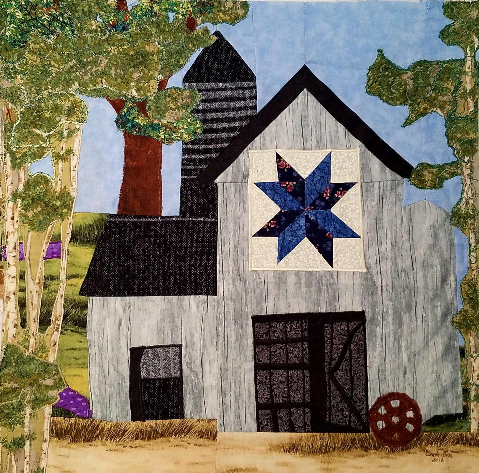 Glenda's Grey Barn
