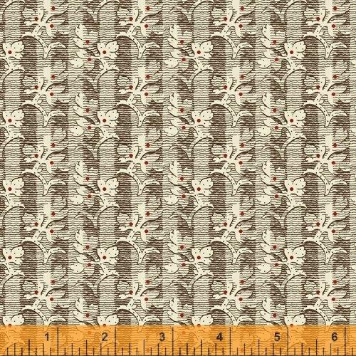Walnut Creek Floral Stripe