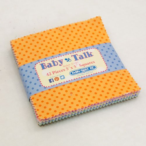 Baby talk charms