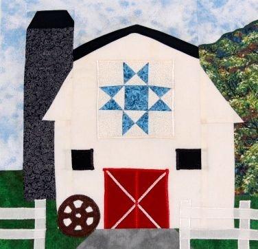 Missouri Highway 36 Quilt Trail Barn Block Pattern