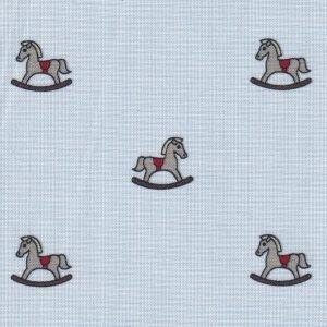 Rocking Horse Fabric -  Print #2403