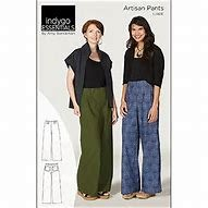 Artisan Pants pattern by Indygo Junction