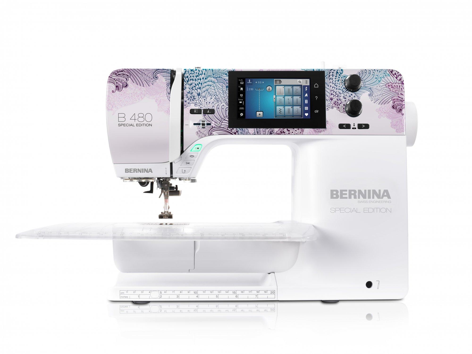 BERNINA 480SE