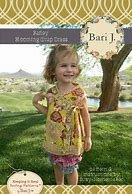 Bailey Blooming Wrap Dress pattern by Bari J