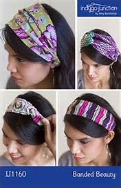 Banded Beauty pattern by Indygo Junction