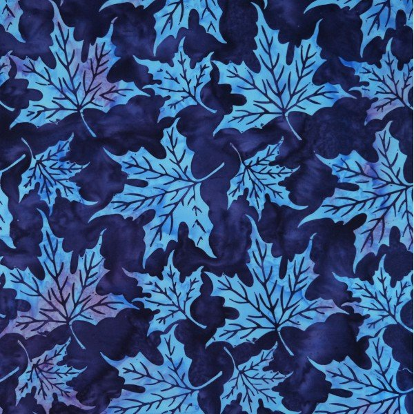 Batik by Mirah-Besta Purple-Blue Bounty