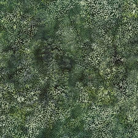 Batik-Ditsy Flowers-Tavarau