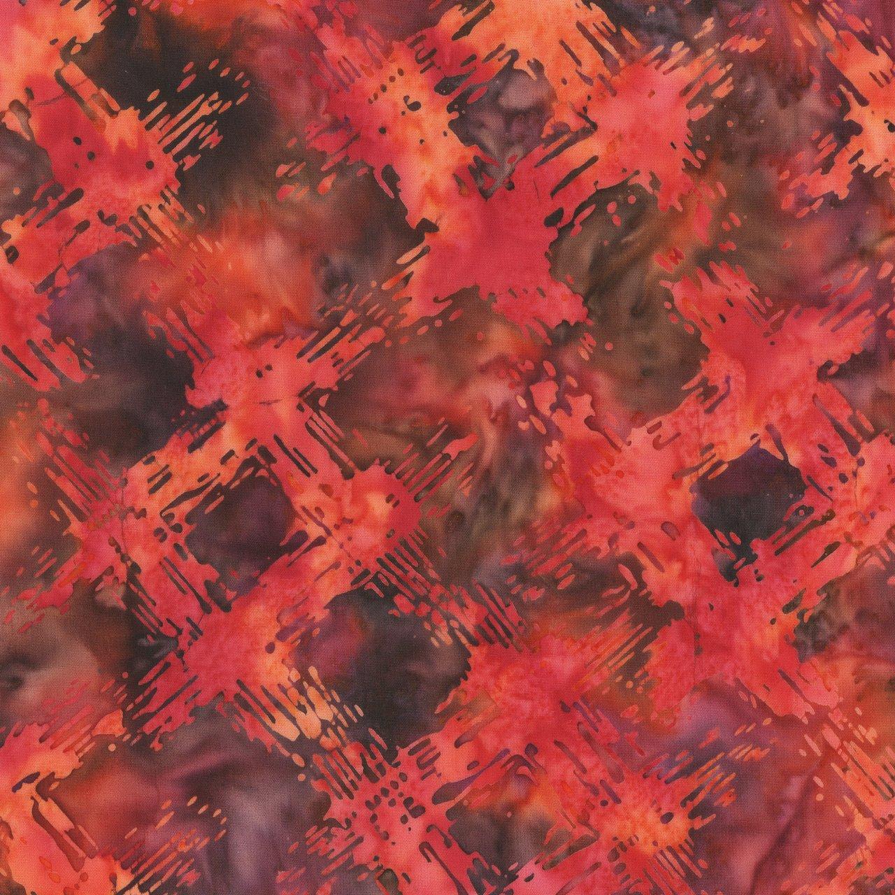 Batik-Mad About Plaid-Passion