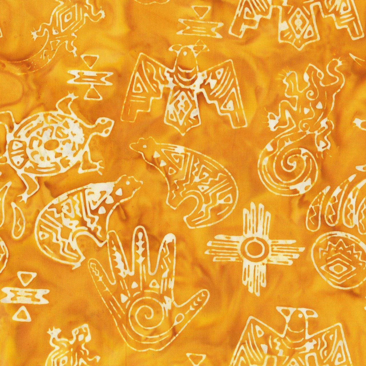 Batik-Southwest-Symbols-Sun