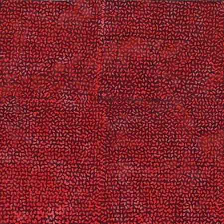 Batik-Tiny Seeds-Garnet