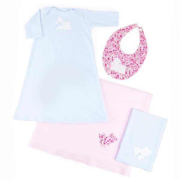 Bunny's Knit Nightie by Children's Corner Patterns