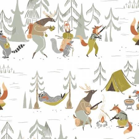 Camp Wander-White