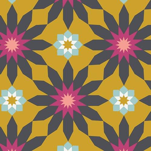 Capsules Craftbound-Blossoming Mosaic