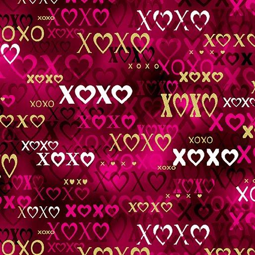 Cherish-XoXo Geo Berry