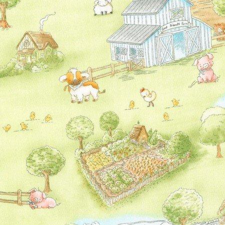 Cotton Tale Farm - Green Farm Scenic