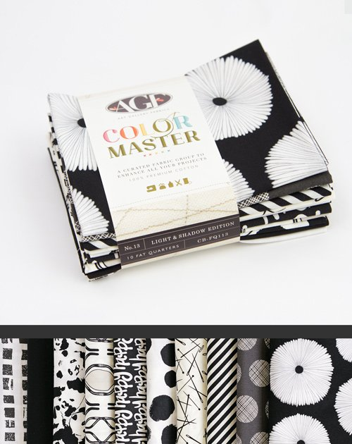Curated Bundles-No.13 Light & Shadow Color Master FQ