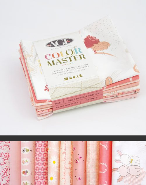 Curated Bundles-No. 17 Rose Parfait Color Master FQ