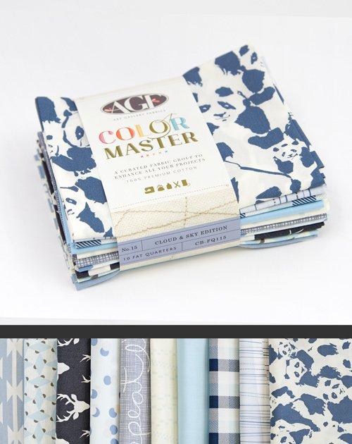 Curated Bundles-No.15 Cloud & Sky Edition Color Master Bundles FQ