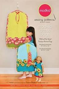 Dress bags pattern by modkid