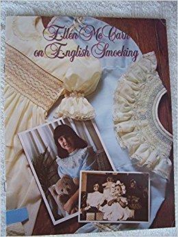Ellen McCarn on English Smocking Book