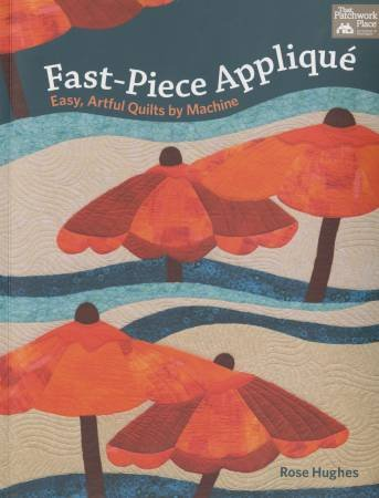 Fast-Piece Applique - Softcover