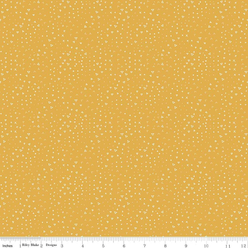 Fossil Terrain Yellow