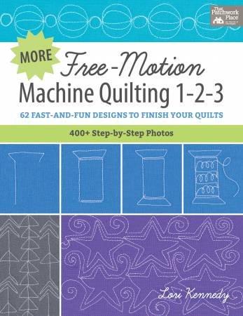 More Free Motion Machine Quilt