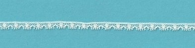 French Val Lace Edging 1/4 LACI21300W (Our # 161)