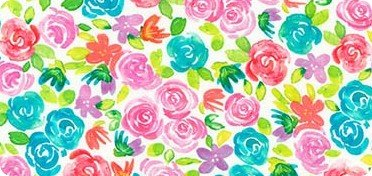 Girl Power 2-Flowers-Rainbow