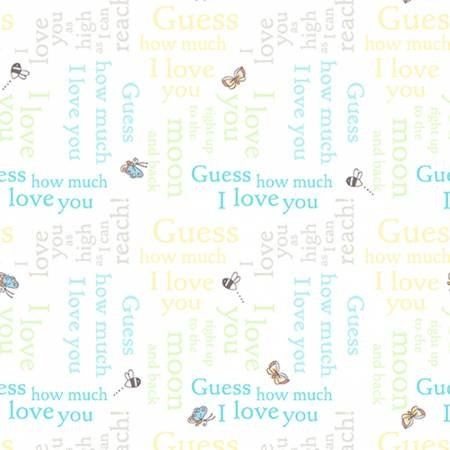 Guess How Much I Love You-Multi Collage