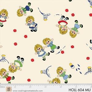 Holly's Dollies-Small Dollies-Cream