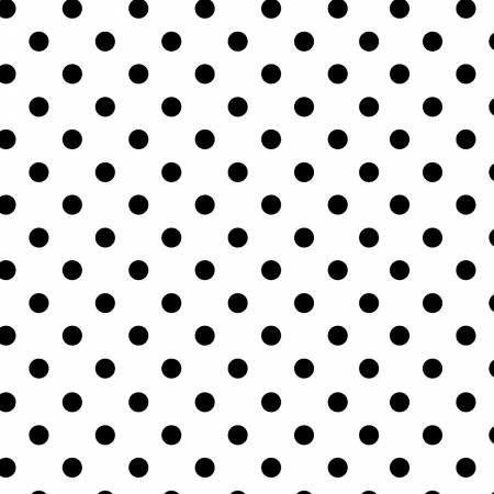 I Heart You-White/Black Dots-Another Point of View