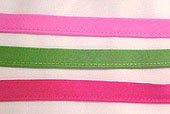 Imp.Broadcloth Piping, lime# 566