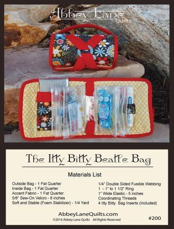 The Itty Bitty Beatle Bag by Abbey Lane