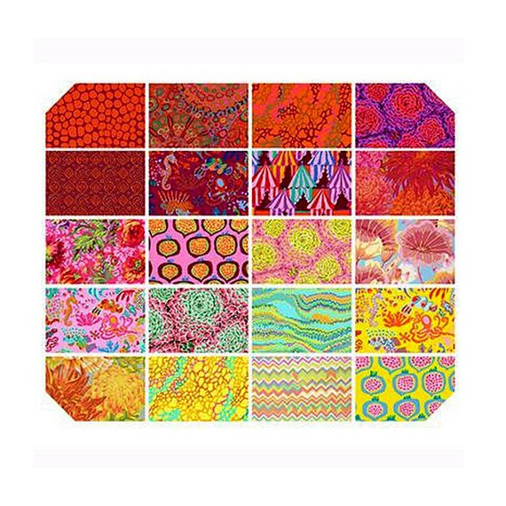 Kaffe Fassett-Spring 2018-Design Roll-Bright