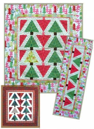 Lone Pine by Quilt Queen Designs
