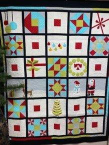 Merry Meets Modern Quilt Kit