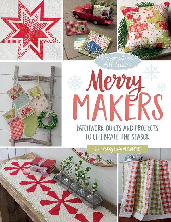 Moda All Stars-Merry Makers