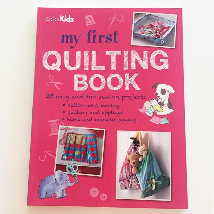 My First Quilting Bookby cico kidz